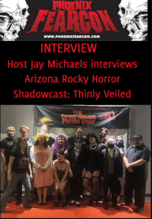 Interview With Rocky Horror Shadowcast