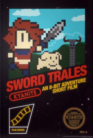 Sword Trales: An 8-Bit Short Film