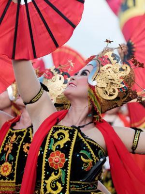 Menari: An Indonesian Dance Legacy