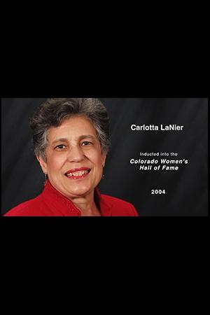 Great Colorado Women - Carlotta LaNier