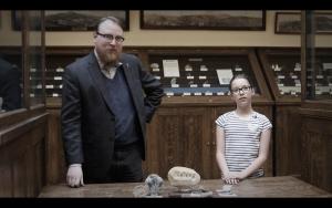 Mineral Monday with Vera: Ichthyosaur