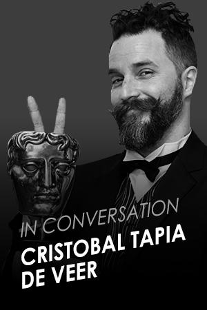 IN CONVERSATION WITH CRISTOBAL TAPIA DE VEER