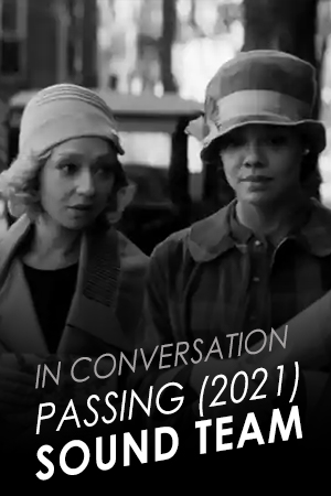 IN CONVERSATION WITH THE PASSING SOUND TEAM