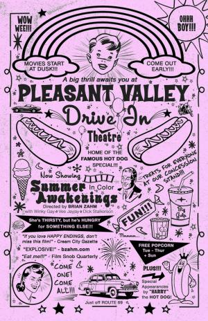 Pleasant Valley Drive In