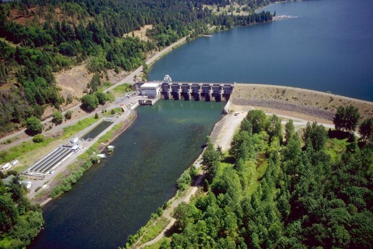 Dexter Dam