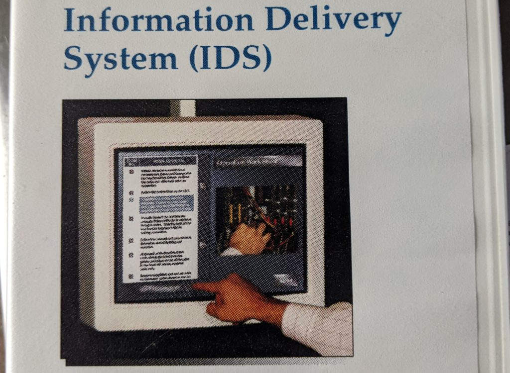 Chrysler IDS Video Training System – 1996
