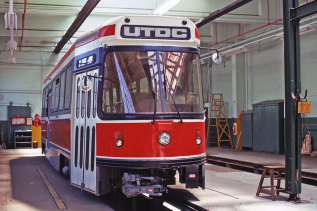 Light Rail Operating Strategies – 1976
