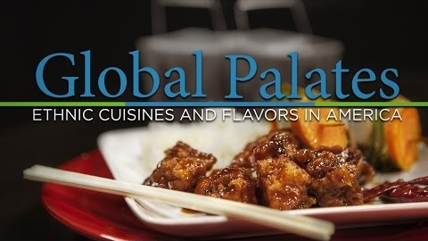 Global Palates: Ethnic Cuisines and Flavors in America