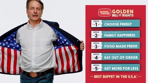 Golden Corral Teams Up With Jeff Foxworthy