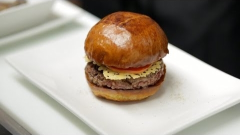 NYC's First Umami Burger Opens Its Doors