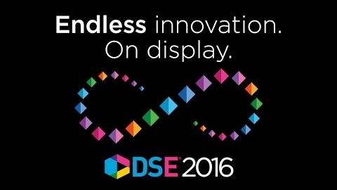 DSE 2016. Endless innovation. On display.
