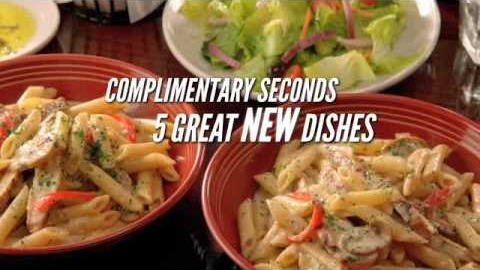 Pasta Seconds at Carrabba's Italian Grill