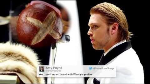 Wendy's Pretzel Bacon Cheeseburger