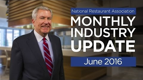 Restaurant Industry Update