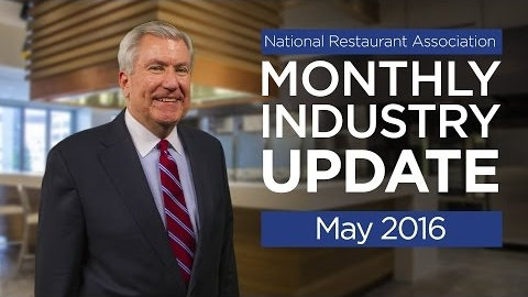 Restaurant Industry Update - May 2016