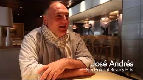 Jose Andres Announces Las Vegas Restaurant Concepts