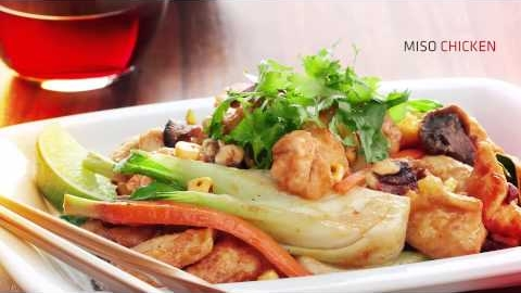 P.F. Chang's New Fall Seasonal Menu