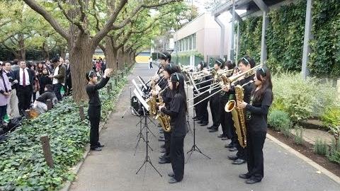 Shake Shack Tokyo's Grand Opening
