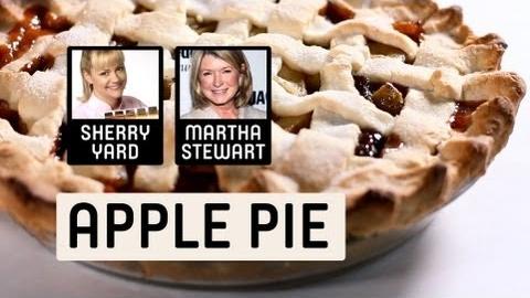 Recipe Wars: Apple Pie