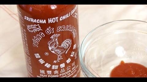 The History of Sriracha