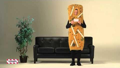 TGI Fridays' Miffed Mozzarella Stick