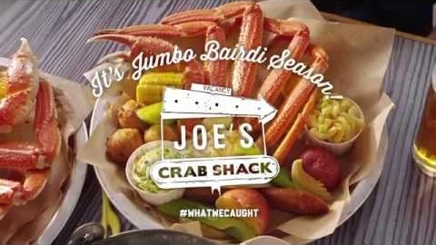 Jumbo Bairdi Season at Joe's Crab Shack