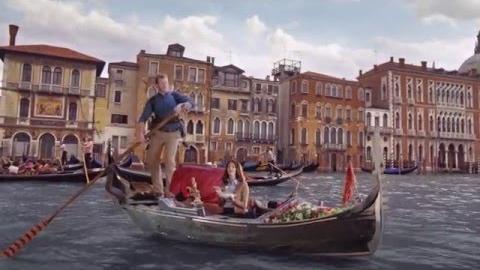 A Gondola to Fazoli's