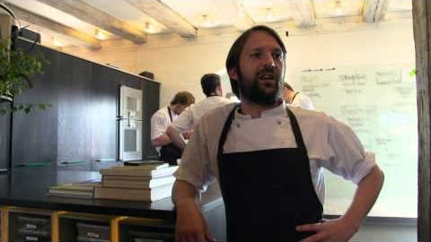 The CIA Tours Noma with Chef Rene Redzepi