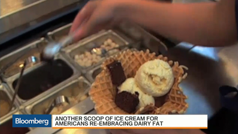 Another Scoop: Americans Are Embracing Ice Cream (Again)
