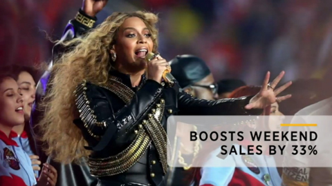 Red Lobster Sales Spike After Beyonce Mention