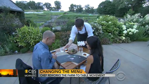At Blue Hill at Stone Barns, the Farm Is the Menu
