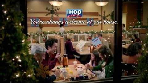 IHOP's Holiday Menu