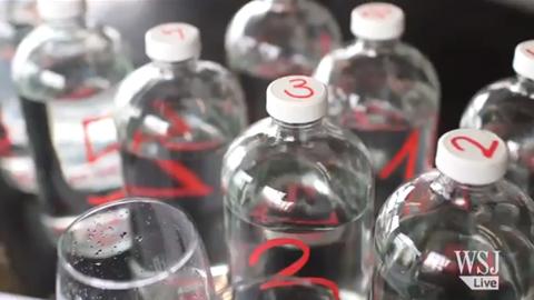 Experimental Vodka Distillery in New York