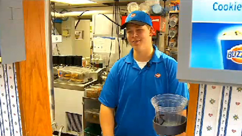 Dairy Queen Manager's Act of Kindness