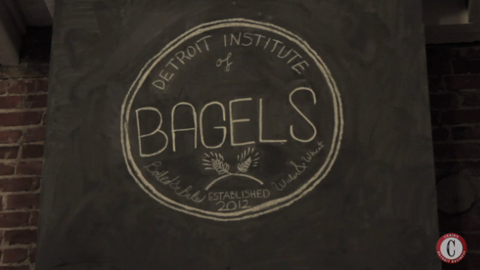 The Detroit Institute of Bagels