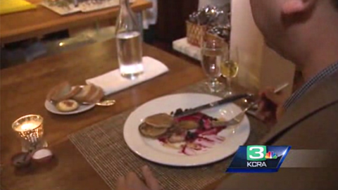 California Overturns Foie Gras Ban