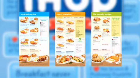 How IHOP's New Menu Drives Cravings