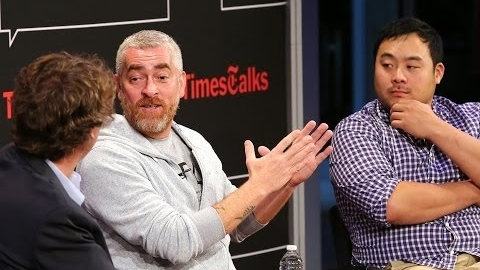 Alex Atala & David Chang Talk Food