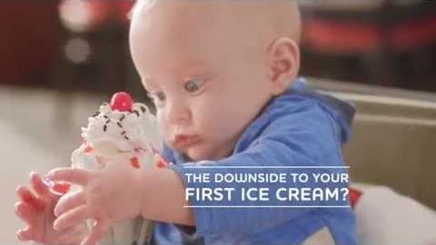 Friendly's First Ice Cream