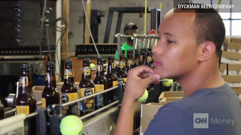 Latinos Tap the Craft Brewing Industry