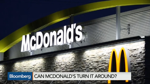 The Challenges Ahead for McDonald's