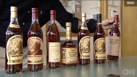 Pappy Van Winkle Bourbon Now Even Scarcer