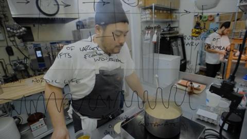 Inside Momofuku Culinary Lab
