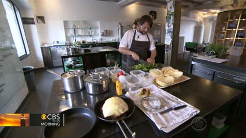 Inside Noma's Kitchen