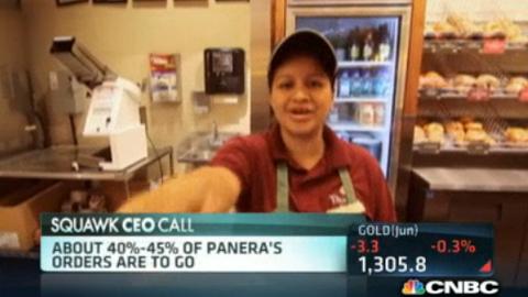 Panera 2.0 Puts Tech on the Menu