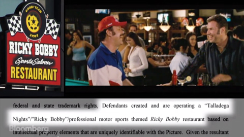 Ricky Bobby's Restaurant Under Fire