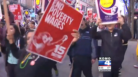 $15 Minimum Wage in Seattle?