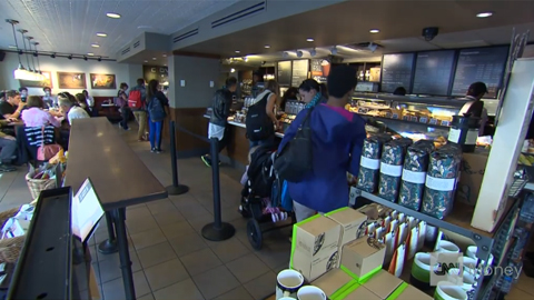 Why Starbucks Is Paying for College
