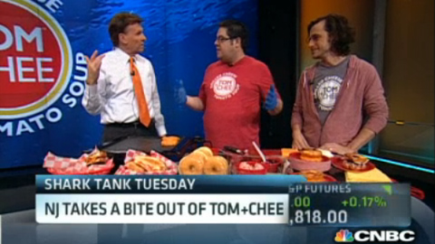 Tom+Chee Aims to Reinvent Comfort Food