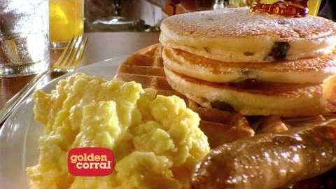 Golden Corral's $7.99 Better Breakfast